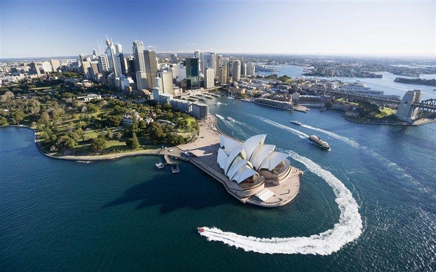 Путешествуя по Австралии
