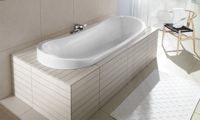 Типы ванн и их характеристики