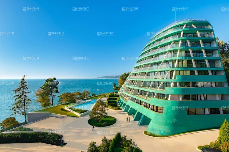 ЖК Reef Residence в Сочи