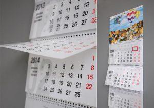 Особенности выбора календаря в офис