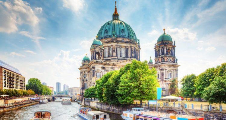 Популярные достопримечательности Германии