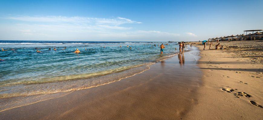 5 самых популярных и необычных мест для отдыха в Египте