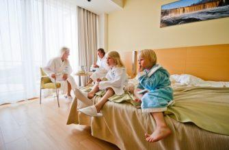 Как выбрать отель для семейного отдыха
