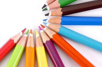 Основные виды и особенности карандашей